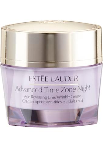 ESTÉE LAUDER Nachtcreme »Advanced Time Zone Night Creme«, Anti-Aging kaufen