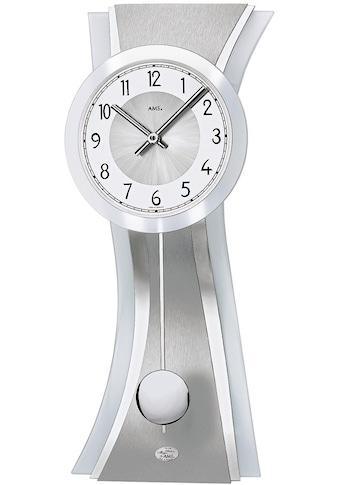 AMS Pendelwanduhr »W7268« kaufen
