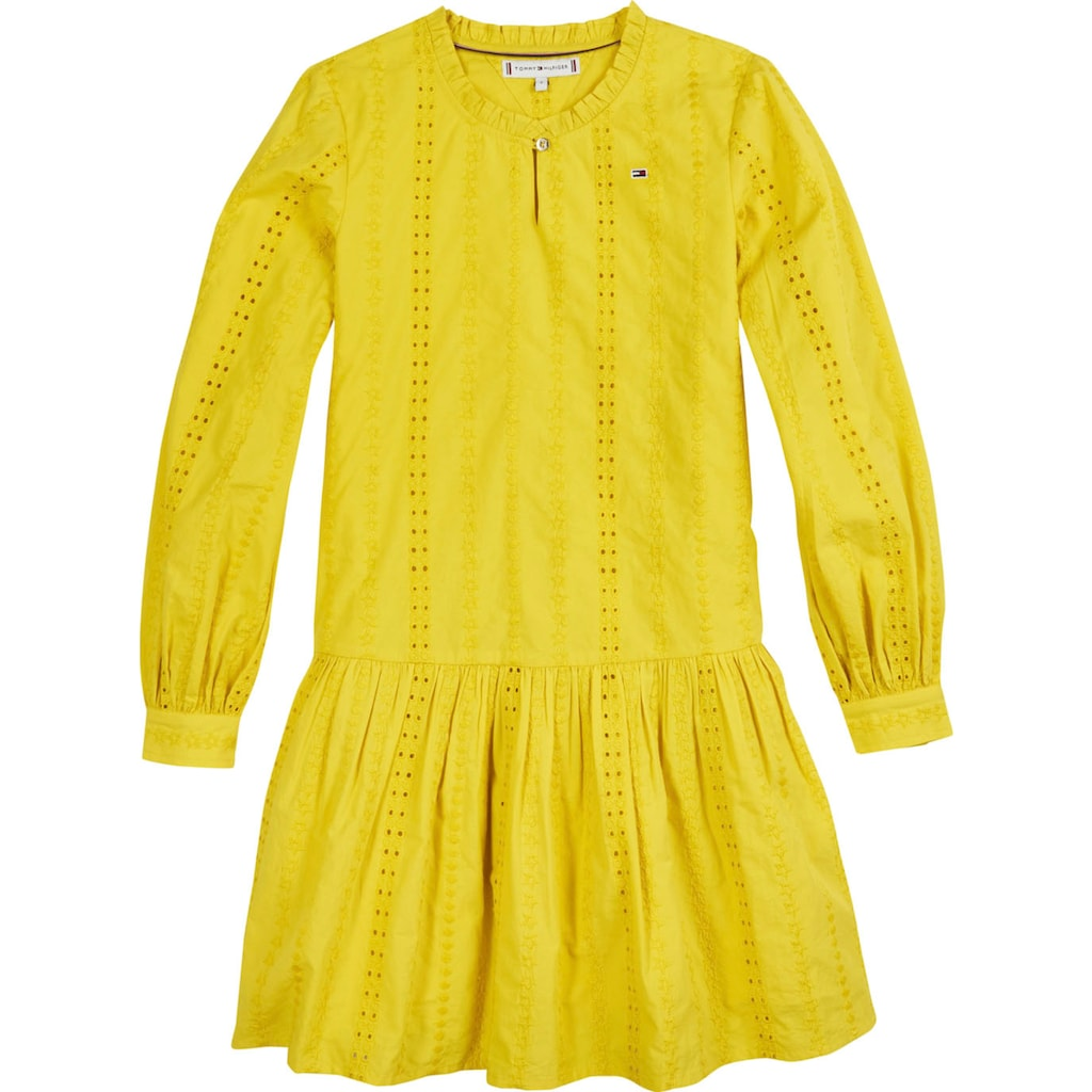 TOMMY HILFIGER A-Linien-Kleid