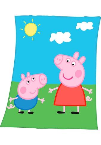 Kinderdecke »Peppa Pig«, kaufen