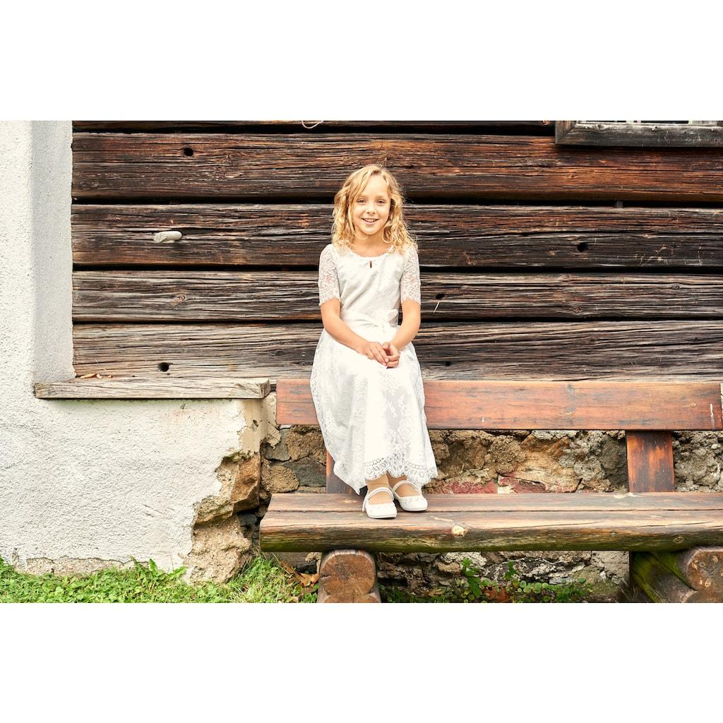 MarJo Trachtenkleid »Kinder«, mit weicher Spitze