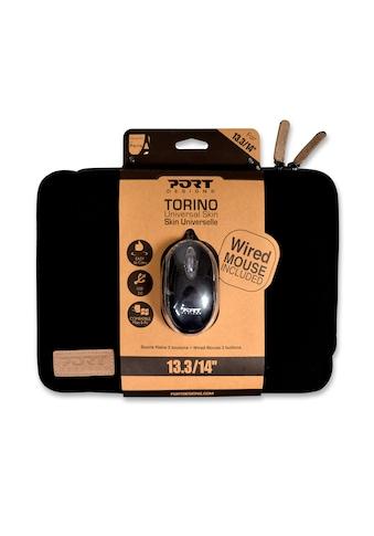 Port Designs Notebookhülle 13 Zoll mit USB Maus »TORINO Bundle, Sleeve 13,3 + kabellose Maus« kaufen