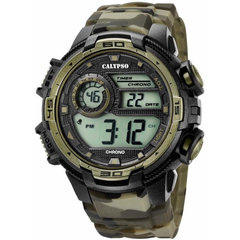 CALYPSO WATCHES Chronograph »K5723/6«