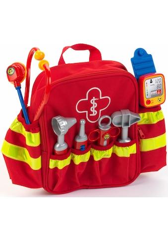 Klein Spielzeug-Arztkoffer »Rescue Backpack« kaufen