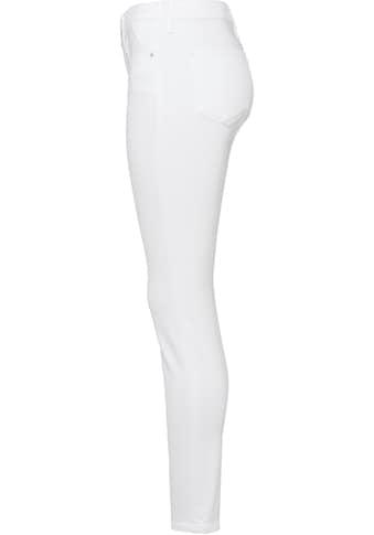 Calvin Klein Jeans Skinny-fit-Jeans, Mit CK Branding-Knöpfen kaufen