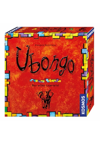 "Kosmos Spiel, ""Ubongo Neue Edition"" kaufen"