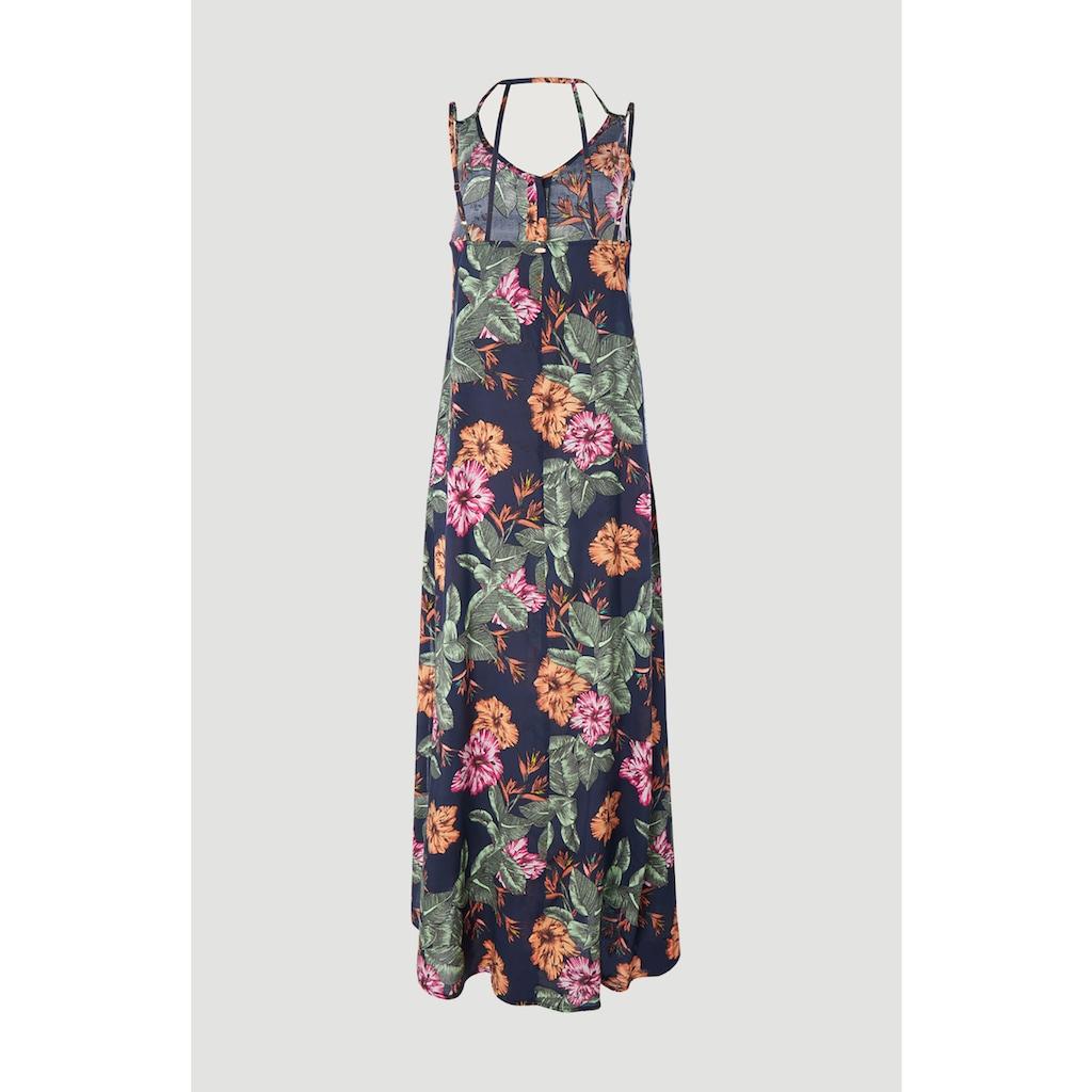 O'Neill Maxikleid »Belinda All Over Print Long Dress«