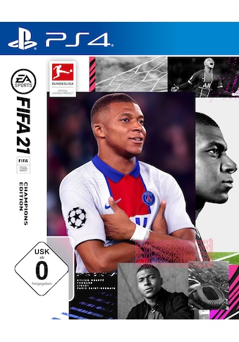 Electronic Arts Spiel »FIFA 21 Champions Edition«, PlayStation 4 kaufen