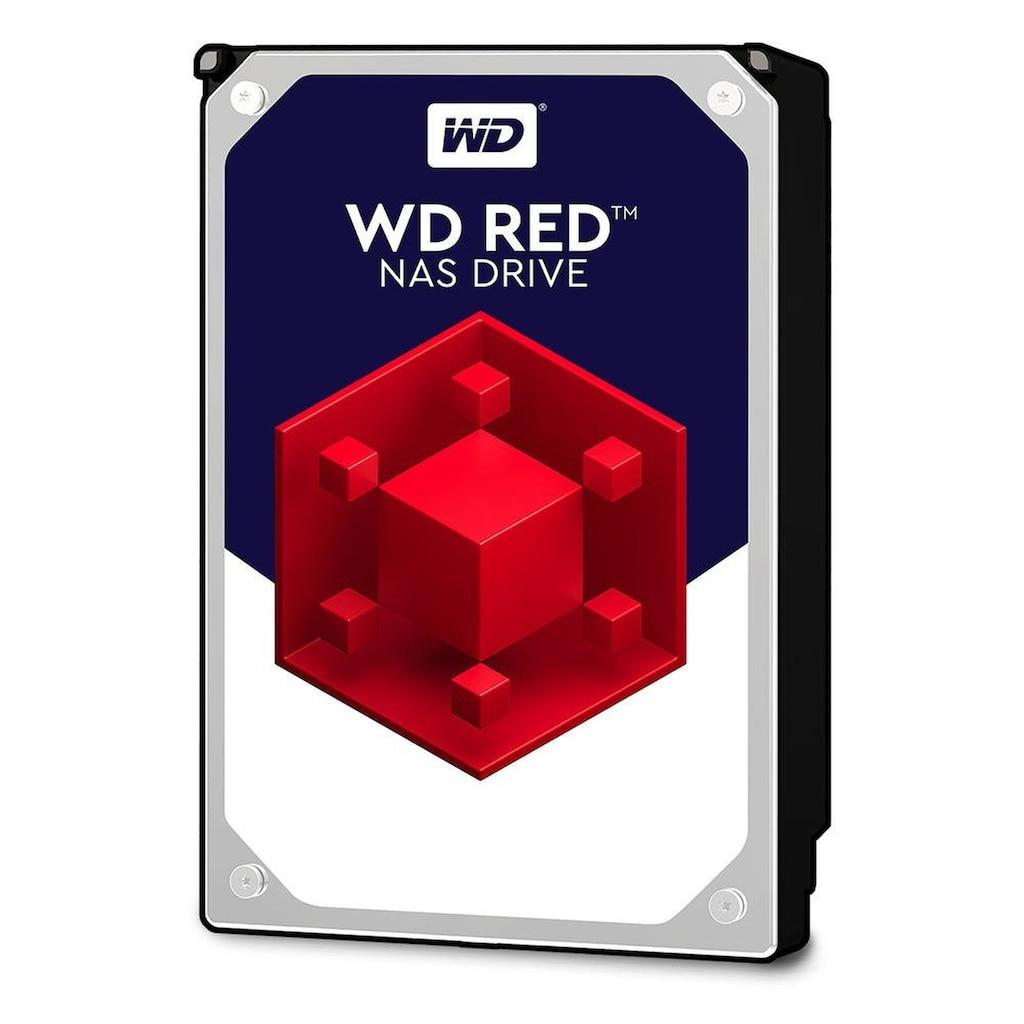 "Western Digital HDD-NAS-Festplatte »Retail Kit. Festplatten-Formfaktor 3.5""«, WD Red Networking NAS HDD Retail int."