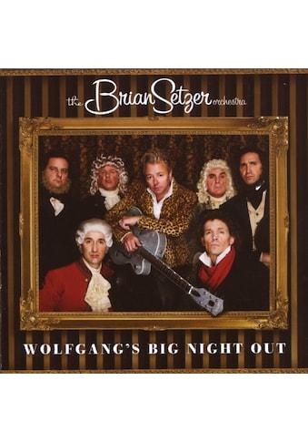 Musik-CD »Wolfgang's Big Night Out / Setzer,Brian Orchestra« kaufen
