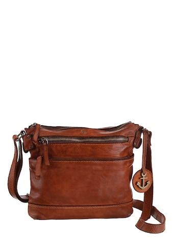HARBOUR 2nd Umhängetasche »B3-7599 al-Isalie«, aus Leder mit typischen... kaufen