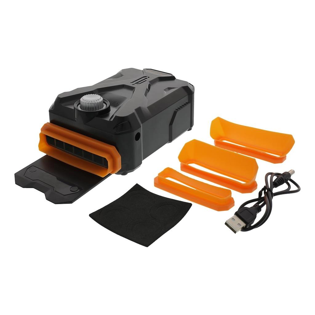 DELTACO USB, steuerbar, 2000-3500 U/min