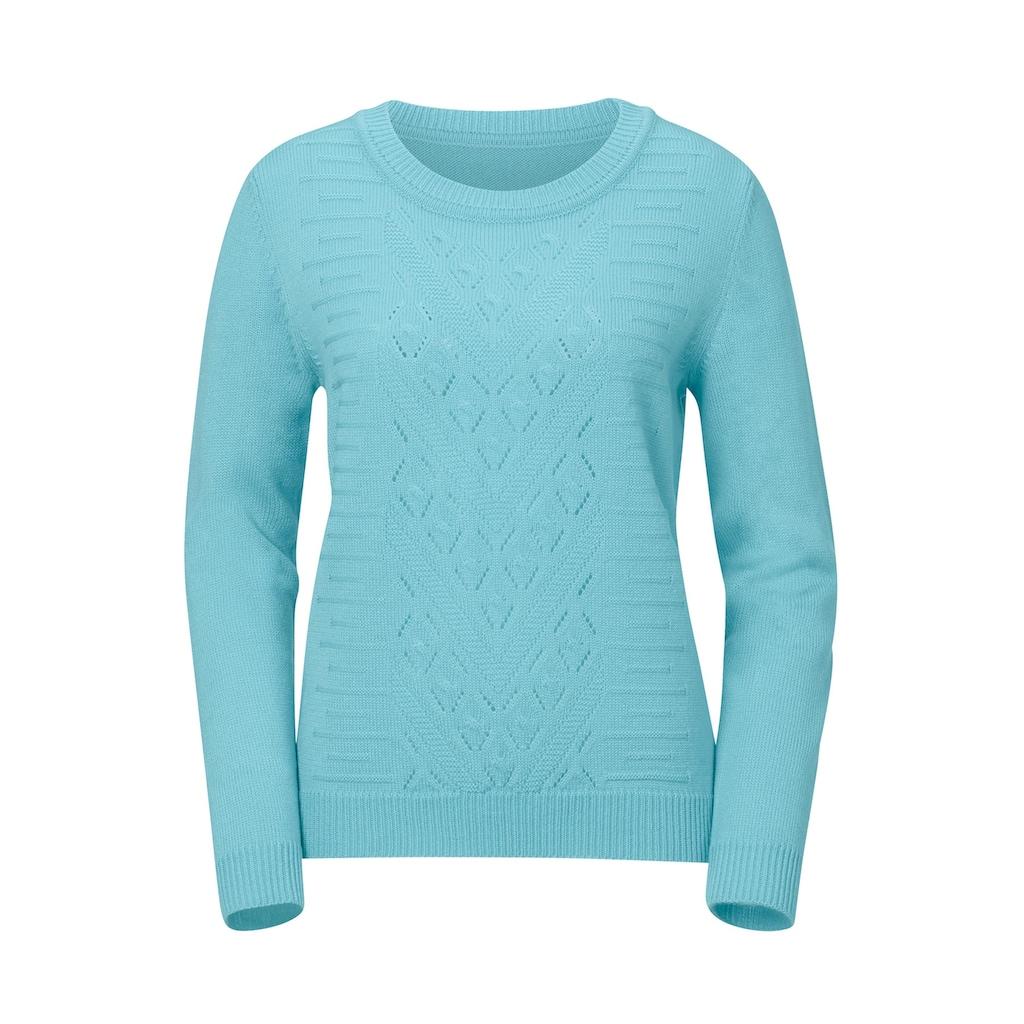 Classic Basics Rundhalspullover »Pullover«