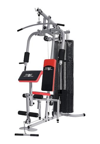 Christopeit Sport® Kraftstation »SP 20 XL«, 8 Gewichtsblöcke kaufen