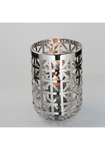 Fink Windlicht »JORIS«, aus Edelstahl kaufen