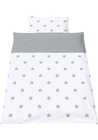 Pinolino® Babybettwäsche »Sternchen«, mit kleinen Sternen kaufen