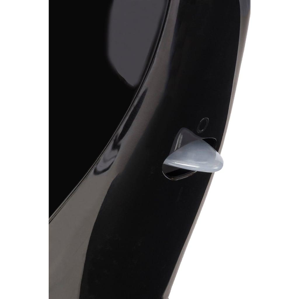 exquisit Wasserkocher »WK 3101 sw«, 1,7 l, 2200 W