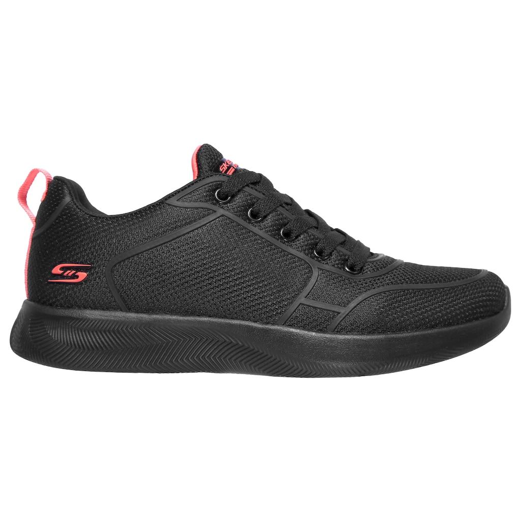 Skechers Sneaker »BOBS SQUAD 2 - CITY TROOPER«, mit gepolsterter Innensohle