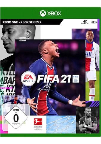 Electronic Arts Spiel »FIFA 21«, Xbox One kaufen