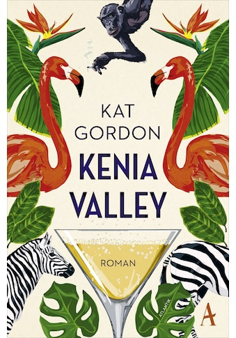 Buch »Kenia Valley / Kat Gordon, Mayela Gerhardt« kaufen