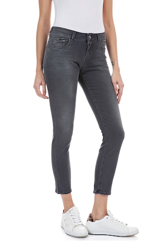 Replay Skinny-fit-Jeans »Faaby«, Powerstretch - Five-Pocket-Style kaufen
