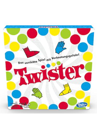 Hasbro Spiel »Twister«, das verrückte Spiel; Made in Europe kaufen