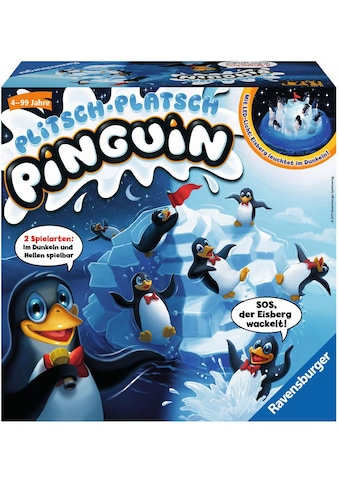 Ravensburger Spiel »Plitsch Platsch Pinguin«, Made in Germany, FSC® - schützt Wald - weltweit kaufen