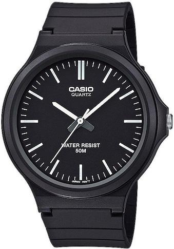 Casio Collection Quarzuhr »MW-240-1EVEF« kaufen