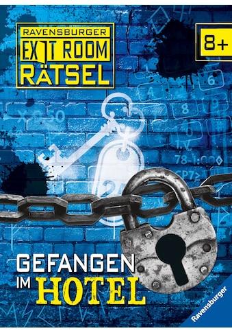 Buch Ravensburger Exit Room Rätsel: Gefangen im Hotel / Anne Scheller; Stefan Lohr kaufen
