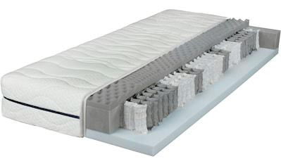 Breckle Taschenfederkernmatratze »EvoX DUO TFK«, 462 Federn, (1 St.), 2 Härten in 1 Wendematratze - die besonders atmungsaktive Federkernmatratze, Made in Germany kaufen