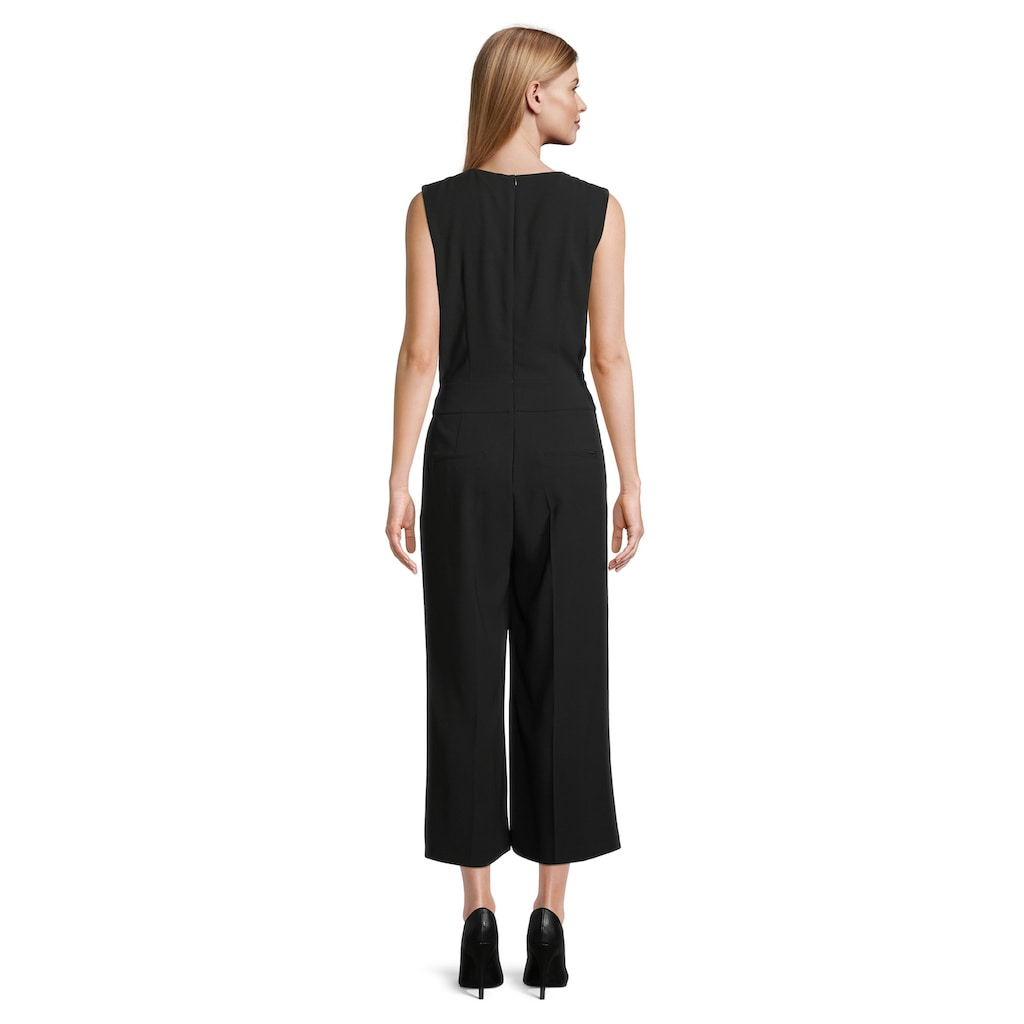 Betty&Co Jumpsuit »ohne Arm«