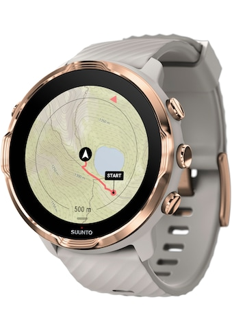 Suunto Smartwatch »SUUNTO 7« (, Wear OS by Google kaufen