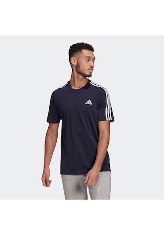 adidas Performance Trainingsshirt »MEN 3STRIPES SJ TEE« kaufen