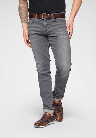 MUSTANG 5-Pocket-Jeans »Vegas«, leichter used Look kaufen