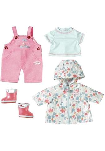 Baby Annabell Puppenkleidung »Deluxe Regen Set«, (Set, 5 tlg.) kaufen