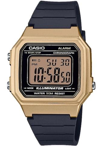 Casio Collection Chronograph »W-217HM-9AVEF« kaufen