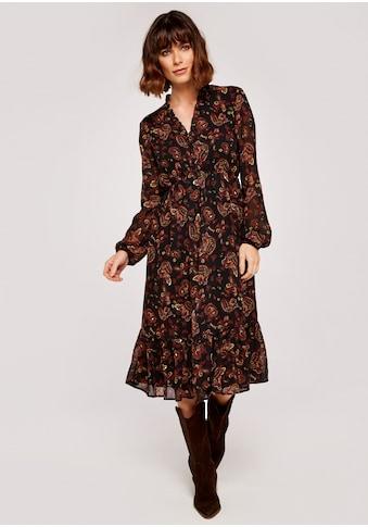 Apricot Druckkleid »Paisley Ruffle Midi Dress« kaufen