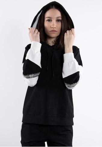 IMPERIAL Hoodie »IMP-A55AHE«, mit trendigem Design & Kapuze kaufen