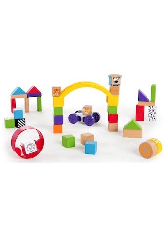 Baby Einstein Spielbausteine »Baby Einstein, Multifunktionsbausteineset«, (40 St.) kaufen