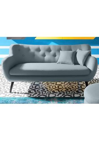 INOSIGN 3-Sitzer, im Retro-Style kaufen