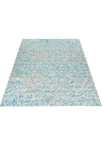 INOSIGN Lederteppich »Ella«, rechteckig, 5 mm Höhe, Wohnzimmer kaufen