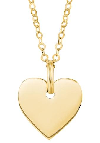 Amor Kette mit Anhänger »Herz, 2026018« kaufen