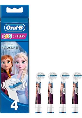 Oral B Aufsteckbürsten »Stages Power«, Die Eiskönigin für Kinderzahnbürsten kaufen