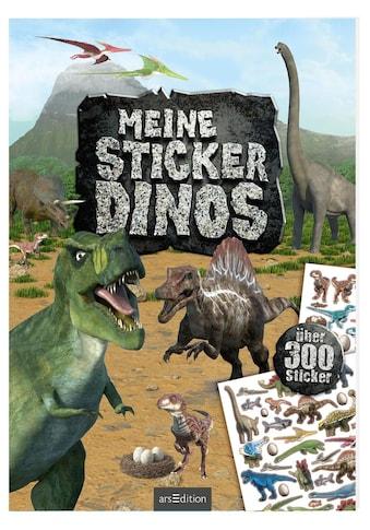 Buch »Meine Sticker-Dinos / Timo Schumacher« kaufen