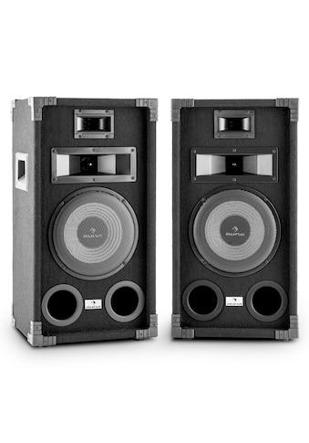 """Auna Fullrange PA - Lautsprecher Paar 8"""" Tieftöner 800 Kunststoff »PA - 800« kaufen"""