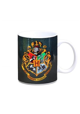 LOGOSHIRT Tasse mit auffälligem Print »Hogwarts« kaufen