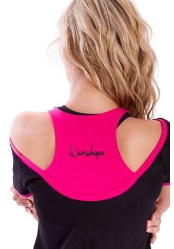 Winshape 2-in-1-Shirt »WTR5«, Cut-Out-Look kaufen