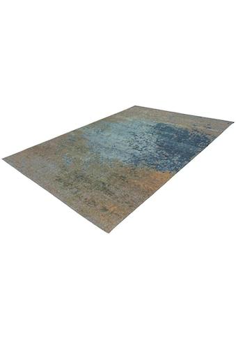 Arte Espina Teppich »Blaze 100«, rechteckig, 8 mm Höhe, Vintage Optik, mit Baumwolle... kaufen