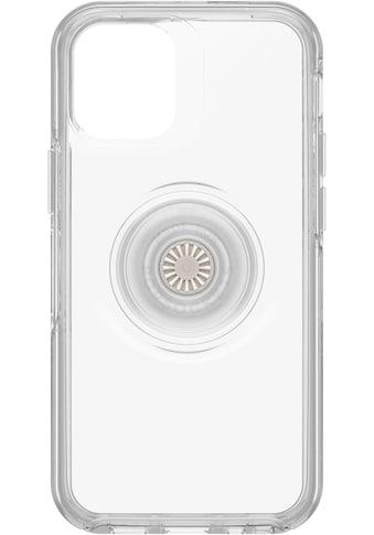 Otterbox Handyhülle »Otter+Pop Symmetry Clear«, iPhone 12 Mini, integrierter PopGrip kaufen
