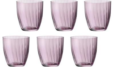 "BOHEMIA SELECTION Gläser - Set ""Georgia"" (6 - tlg.) kaufen"